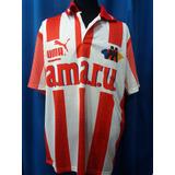 Camiseta Retro Del Atletico Club San Martin De Mza