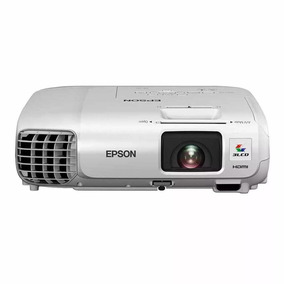 Video Beam Epson Power Lite S17 Conexión Svga Y Hdmi