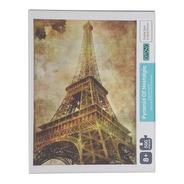 Puzzle  Torre Eiffel 500 Piezas Original Ditoys