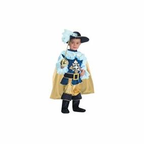 Disfraz Para Niños Mosquetero Deluxe (espada Se Vende Por S