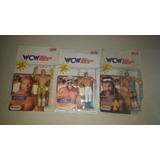 Muñeco Luchador Wcw,1991 Lucha Libre, Playwell