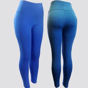 Pantalon Leggins Deportivo Para Dama En Cotton Lycra