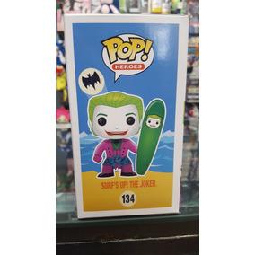 Muñeco Funko Pop Joker Surf Up!