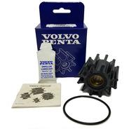21951354 Rotor Bomba Água Salgada Volvo Penta 3.0 4.3 8.1 V6