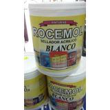 Rocemol Sellagrietas Acrilico X 1.3kg.blanco +1lija Al Agua