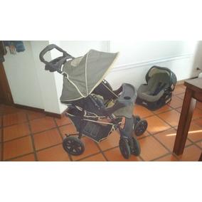 Cochecito Para Bebé Con Huevito Y Base Marca Gracco