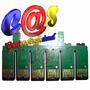 Chip Sistema Continuo Stylus Photo R1410 Cartucho 81n