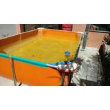 Liquido Pileta De Lona Mar Y Sol, Vendo Urgente
