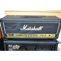 Marshall Jcm 800 Kerry King Cabezal 100% Valvular Made In Uk