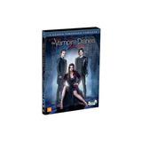 Dvd - The Vampire Diaries: Love Sucks - 4ª Temporada (5 Disc