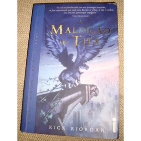 A Maldição Do Titã - Rick Riordan