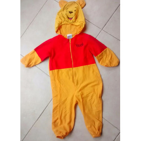 Disfrez Niño Winnie Pooh Talla 4 Años