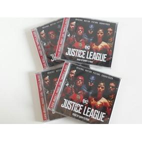 Liga Da Justiça ( Trilha Sonora Filme) - Cd Duplo Original
