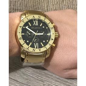 62cd5ecade4 Relogios Da Marcar Atranteu - Relógios De Pulso no Mercado Livre Brasil