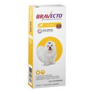 Bravecto  Antipulgas De 2 A 4,5 Kg + Brinde