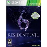 Nuevo Y Sellado! Resident Evil 6 Xbox 360