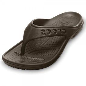 Ojotas Sandalias Crocs Baya Flip Verano Calzado Muy Cómodas