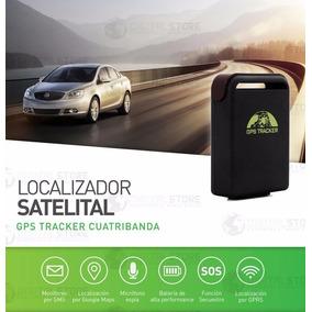 Rastreador Gps Tracker Localizador Satelital Autos Personas