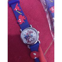 Relojes Lara Niños De Spiderman
