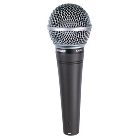 Microfono Shure Dinamico Baja Vocal, Sm48-lc