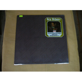 Ben Webster Verve Jazz Collection Lp Vinilo Original!