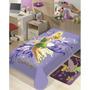 Cobertor Juvenil 1,50m X 2,0m Sininho Disney - Jolitex
