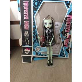 Monster High Frankie Primeira Edicao Completa Com Diario