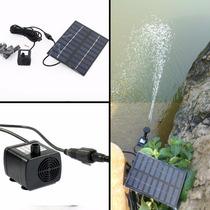 Bomba De Agua Solar Kit Completo