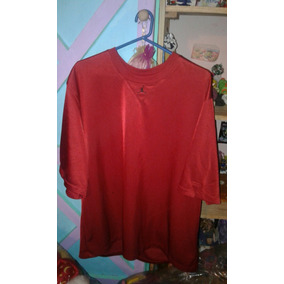Camiseta / Remera Jordan Xl Color Roja.