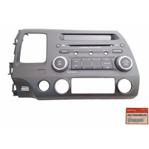 Painel Central Interno New Civic 2007 A 2008 39170snjm61za