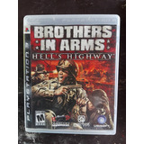 Faja De Oro Juego Playstation 3 Brothers In Arms