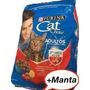 Cat Chow 15kg +manta + Envios !!!!