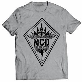 Camisa Camiseta Comum Unissex Mcd More Core Division Style