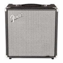Amplificador De Bajo Fender Rumble V3 25w Combo 1x8