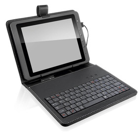 Teclado Multilaser Mini Slim Usb Capa Tablet 10.1 - Tc171