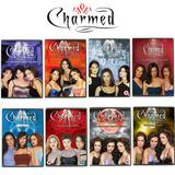 Hechiceras Charmed Serie Completa Temporadas 1 - 8 Español