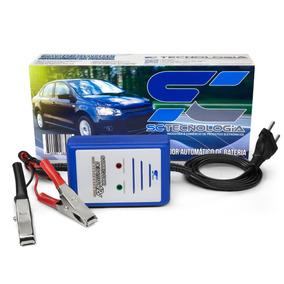 Carregador Bateria Veicular Inteligente 12v Carro Moto