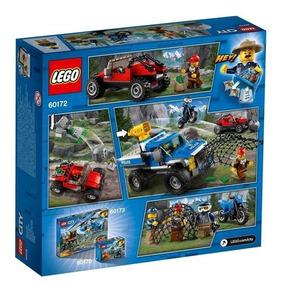 Lego City - 60172 Persecución En Carretera