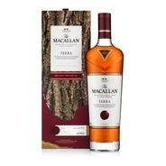 Whisky The Macallan Terra Single Malt 700ml  En Estuche