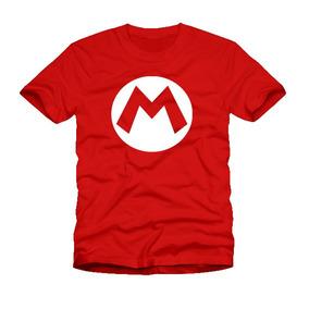 Playeras Mario Bros Luigi Bo Niño Adulto Bowser Nintendo