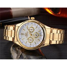 Relógio Masculino Chenxi 018a Elegante Social