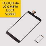 Lg G Vista D631 / Vs880 Pantalla Tactil Touch Screen