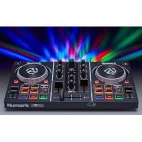 Numark Party Mix Partmix Midi Dj Melhor Q Hercules Instinct