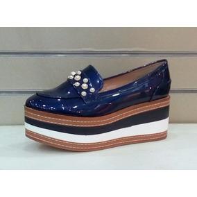 Zapatos Tipos Oxford Dama Importados . Tienda Fisica