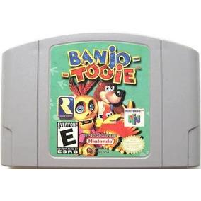 Banjo Tooie - Nintendo 64 (novo)