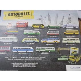 Autobuses Del Mundo - Colectivo 60 - Coleccion La Nacion