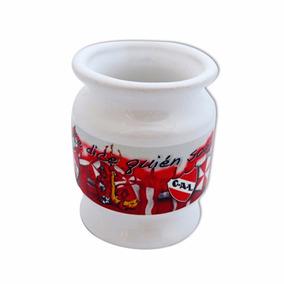 Mates Ceramica Artesanales Personalizados Souvenirs Regalo