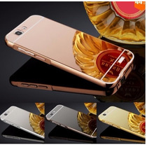 Funda Huawei G7 - Mate 8 Bumper Aluminio + Cristal Templado