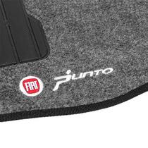 Tapete Automotivo Carpete Carro Prisma I30 Jetta Golf Palio