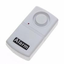 Alarma Vibracion Inalambrica Seguridad Hogar Puerta Ventana